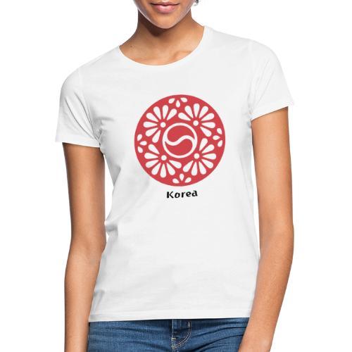 korea - Frauen T-Shirt