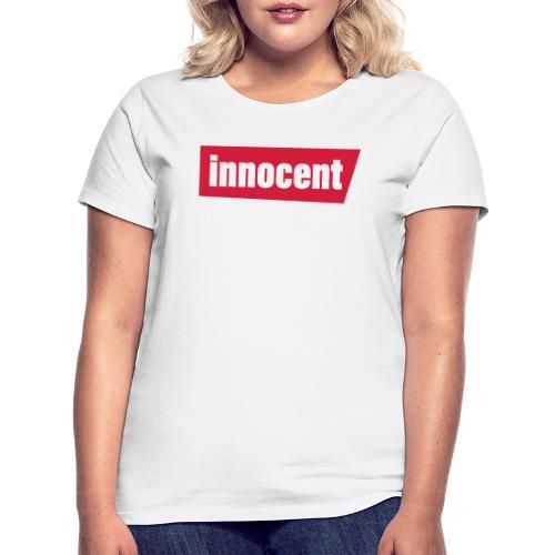 innocent - Frauen T-Shirt