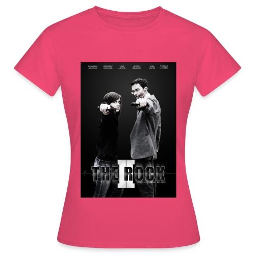 affiche The Rock II - T-shirt Femme