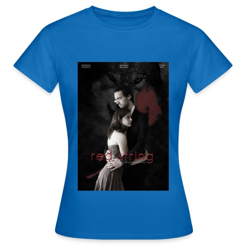affiche Red String - T-shirt Femme