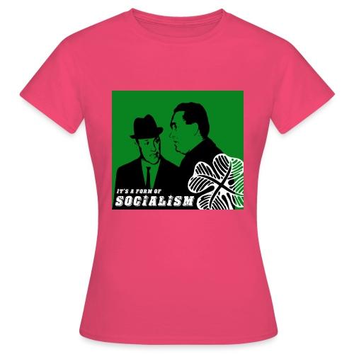 socialism - Women's T-Shirt
