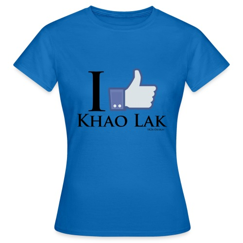 Like Khao Lak Black - Women's T-Shirt