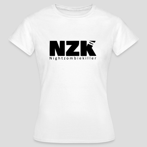 logo nzk films - Vrouwen T-shirt