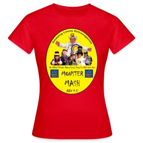 Monster Mash - Women's T-Shirt