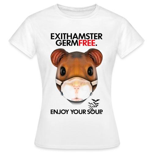 THE CORONA EXIT - Women's T-Shirt