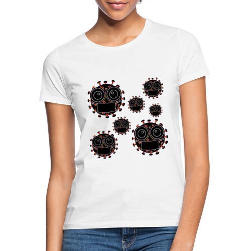virus eseguire coronavirus covid19 allarme virus - Maglietta da donna