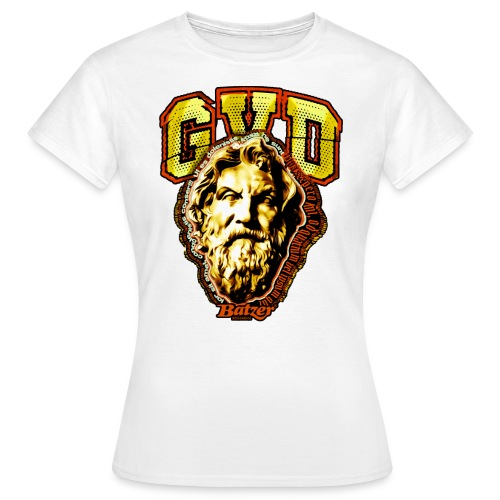Batzer GVD - Vrouwen T-shirt