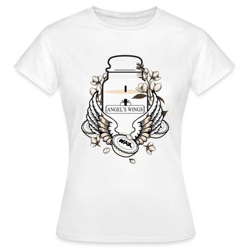 ANGELSWINGS png - Women's T-Shirt