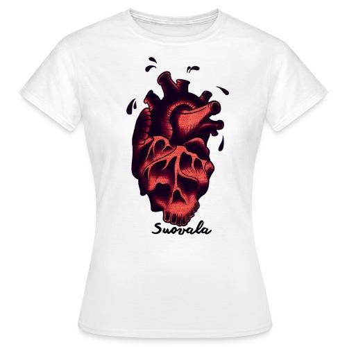 Suovala Kangaskassi (KALLOSYDÄN) - Naisten t-paita