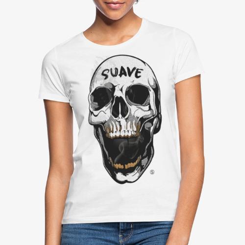 SuaveSkul - Camiseta mujer