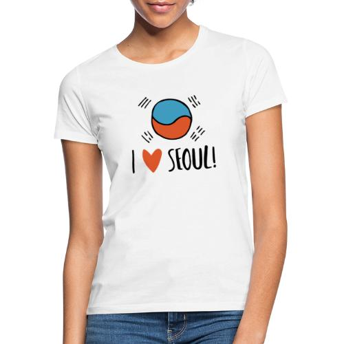 Seoul - Frauen T-Shirt