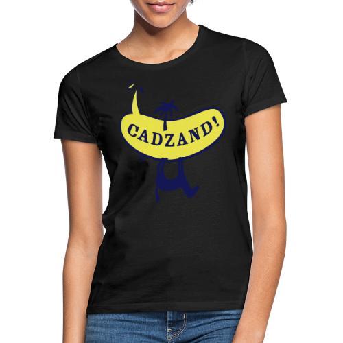 Lui Paard Cadzand uitroep - Vrouwen T-shirt