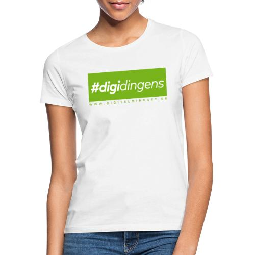 #digidingens - Frauen T-Shirt