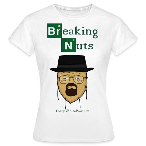 Breaking Nuts Shirt png - Frauen T-Shirt