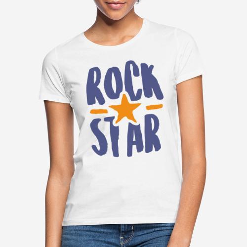 rock star - Frauen T-Shirt