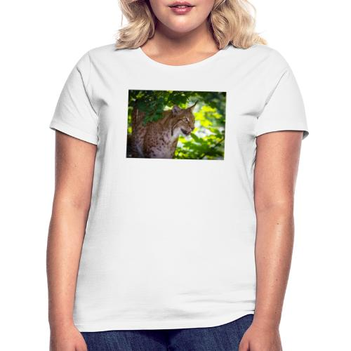 Luchs - Frauen T-Shirt
