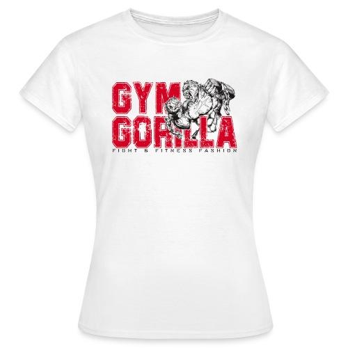 Gym Gorilla - Frauen T-Shirt