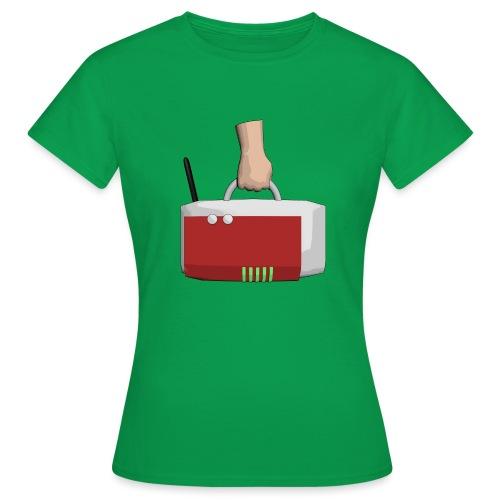 BoxToGo Logo 2300x2300 - Frauen T-Shirt