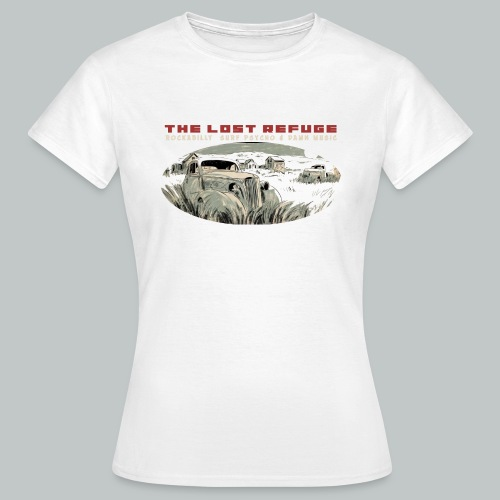 Lost Refuge - Women's T-Shirt