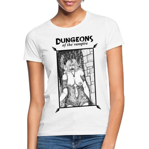 catacombs vampire black version - Women's T-Shirt