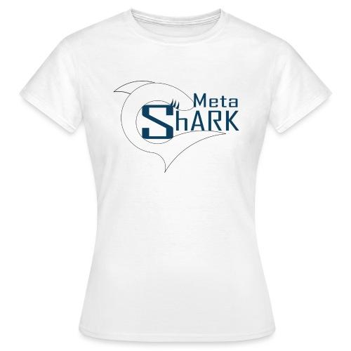 Metashark - T-shirt Femme