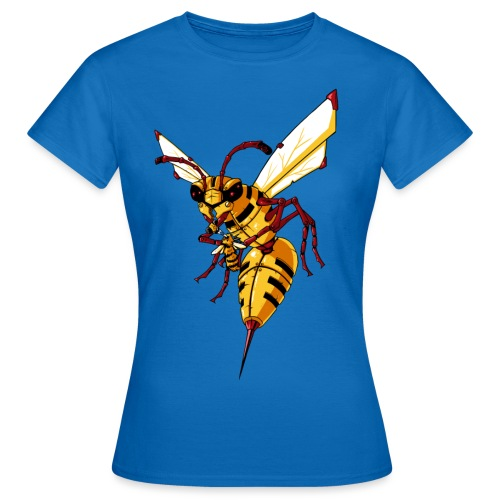 Mechanic Hornet - Frauen T-Shirt