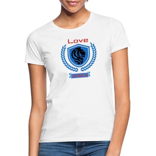love bleu - T-shirt Femme