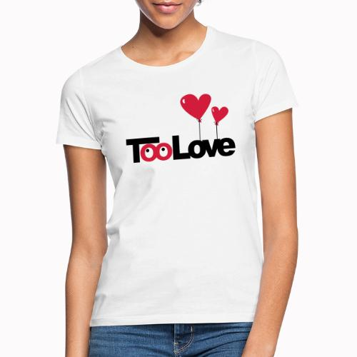 toolove22 - Maglietta da donna