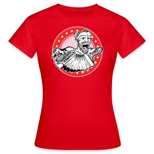 Django Pully - Vrouwen T-shirt