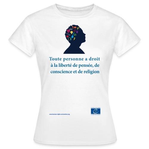 png franais12 - T-shirt Femme
