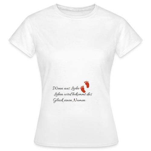 Schwanger - Frauen T-Shirt