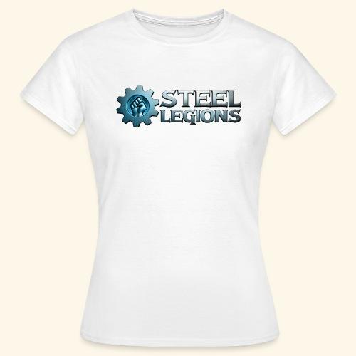 Steel Legions Logo - Women's T-Shirt