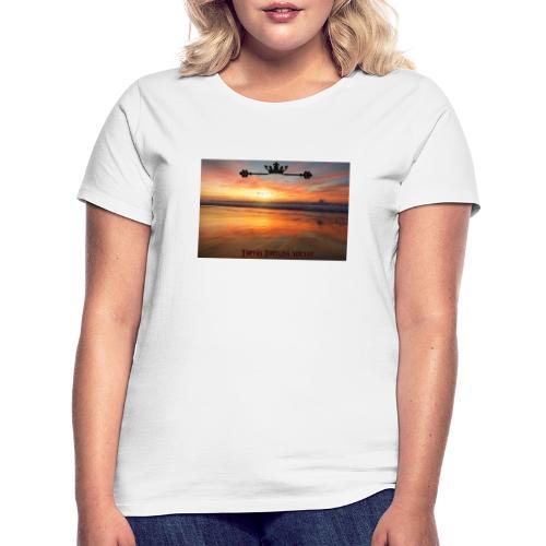 Motivated t-shirt - Frauen T-Shirt