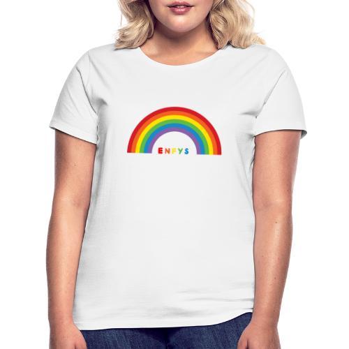Enfys - Women's T-Shirt