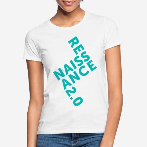 Covid Renaissance Quarantäne - Frauen T-Shirt