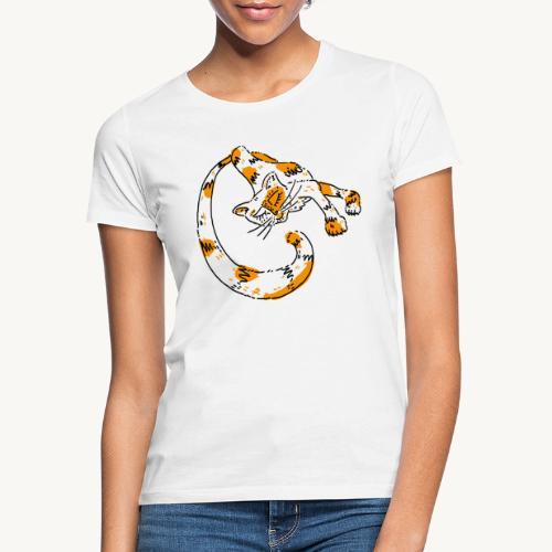 Gingercat - Frauen T-Shirt