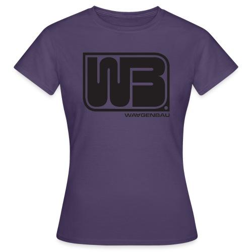 waagenbauoldschool - Frauen T-Shirt