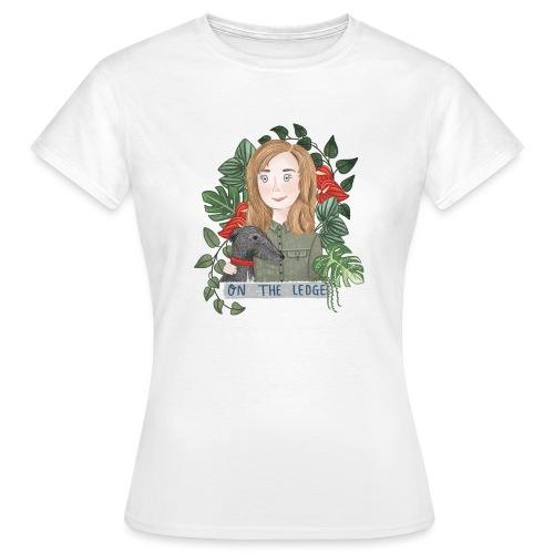 Jane and Wolfie - Women's T-Shirt