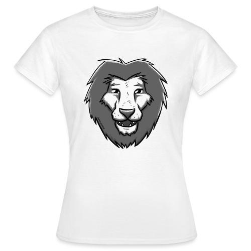 Löwensmile - Frauen T-Shirt