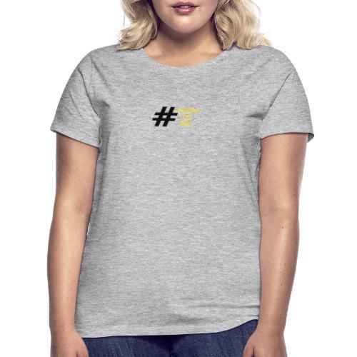 mom to be - gelb - Frauen T-Shirt
