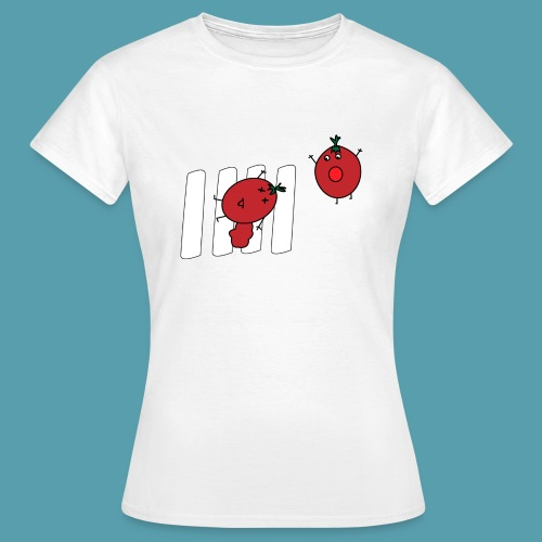 tomaatit - Naisten t-paita