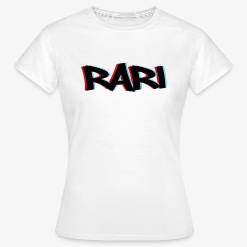 RARI LOGO RGB - Women's T-Shirt