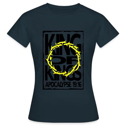 KoKAppBlack - T-shirt Femme