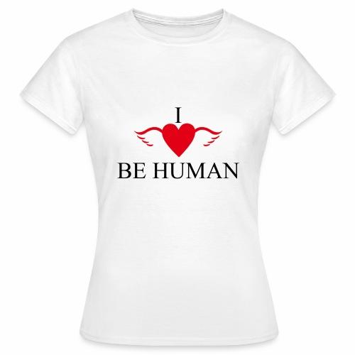 HUMAN - Camiseta mujer