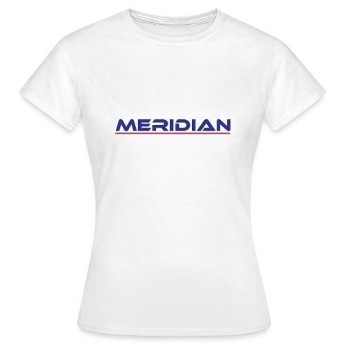 Meridian - Maglietta da donna