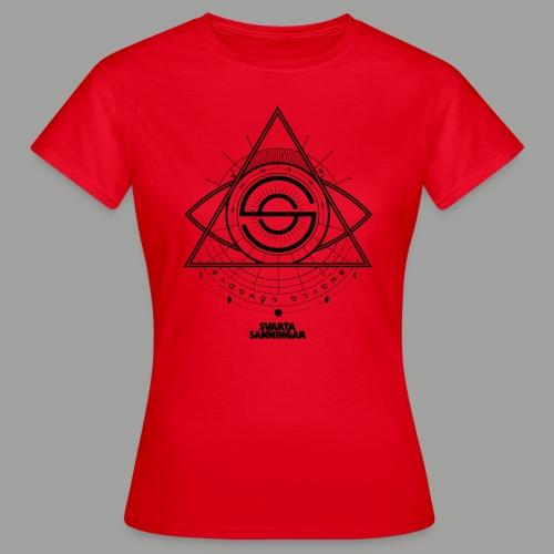 Dracunit symbol2 black - T-shirt dam