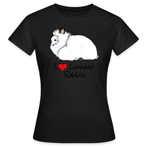 Lionhead 2 - Women's T-Shirt