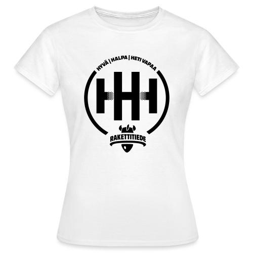 HHH-konsultit logo - Naisten t-paita