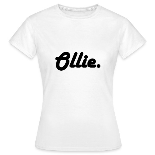Ollie Harlow Solid - Vrouwen T-shirt