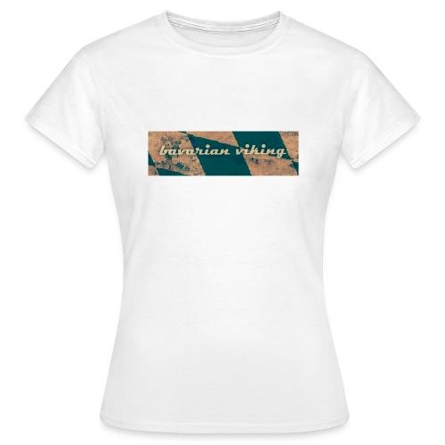 bavarian viking - Frauen T-Shirt